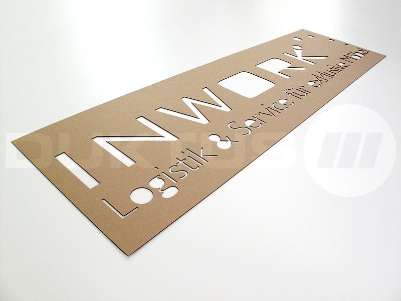 3D Buchstaben und Logos und Schablonen aus MDF, Sperrholz ...